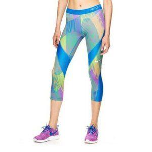 Nike Pro Hypercool Capri Leggings Size XS